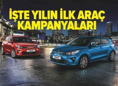 2021 Şubat Araba Kampanyaları   Araba İndirim Fırsatları ÇağrıMerkezin