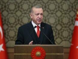 Erdoğan'dan Paskalya Bayramı mesajı ÇağrıMerkezin