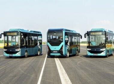 Karsan elektrikli araçlarıyla Romanya'nın tercihi olmayı sürdürüyor ÇağrıMerkezin