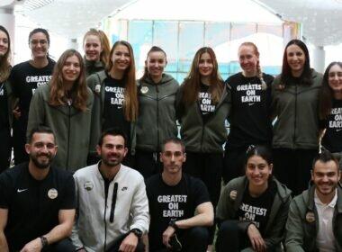VakıfBank, 5. Avrupa şampiyonluğu için yola çıktı ÇağrıMerkezin
