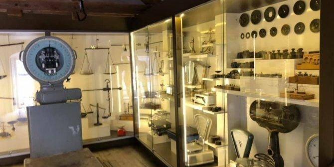 Dünya'nın ilk ve tek 'Terazi Müzesi' Çamlıdere'de ÇağrıMerkezin
